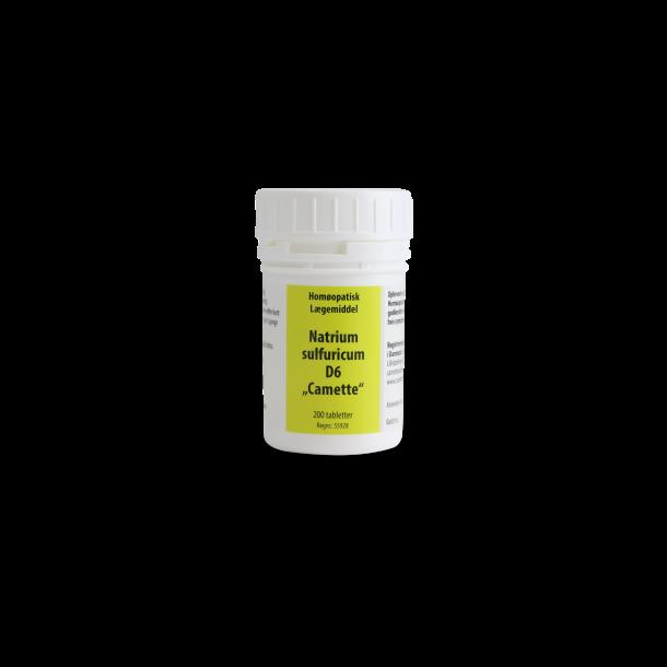 Cellesalt 10, Natrium sulfuriricum, 200 tabletter
