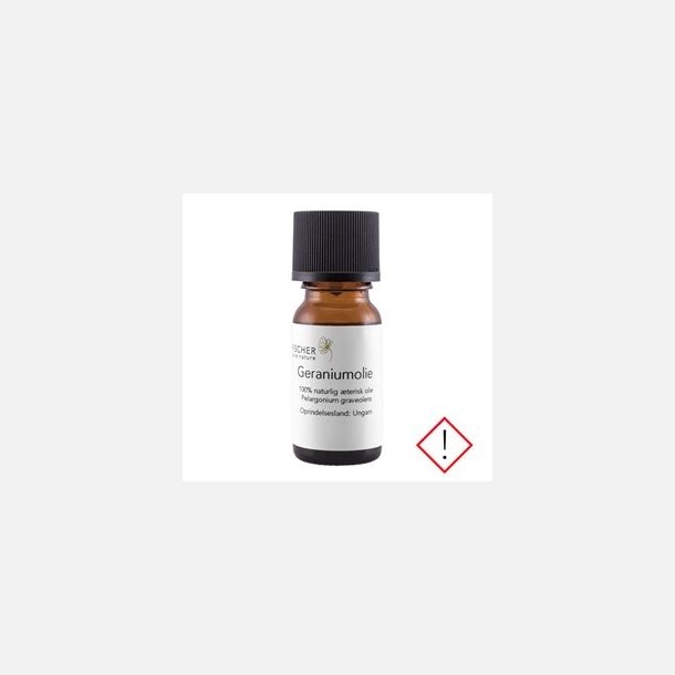 Geraniumolie, 10 ml