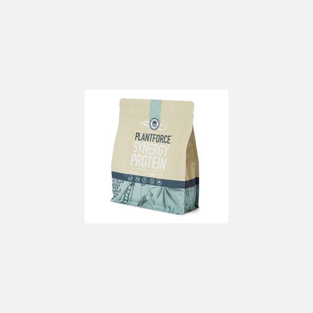 Plantforce Synergy protein, vanilla, 800 grams
