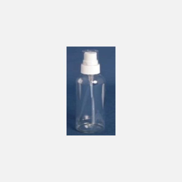 Spraybottle, clear, 150 ml