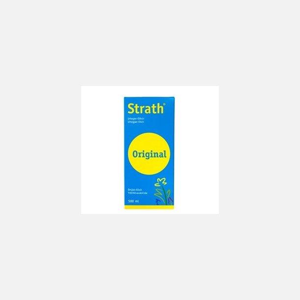 Strath Urtegær-Eliksir, 500 ml