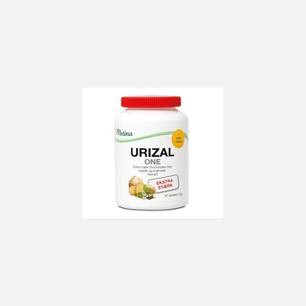 Urizal One, 90 tabletter