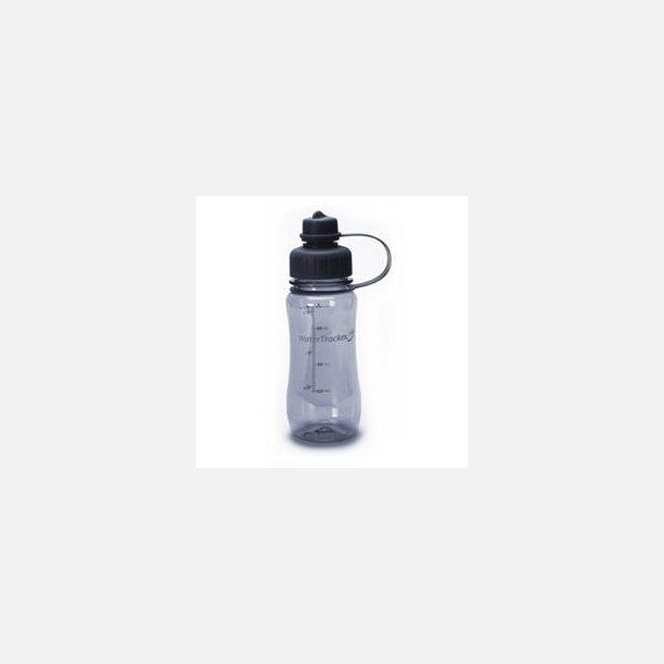 WaterTracker drikkedunk, grå, ½ liter