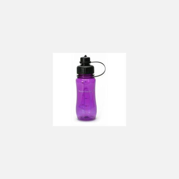 WaterTracker drikkedunk, lilla, ½ liter