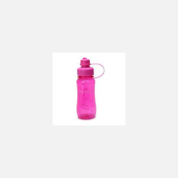WaterTracker drikkedunk, pink, ½ liter