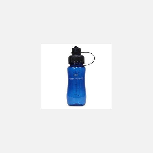 WaterTracker drikkedunk, blå, ½ liter