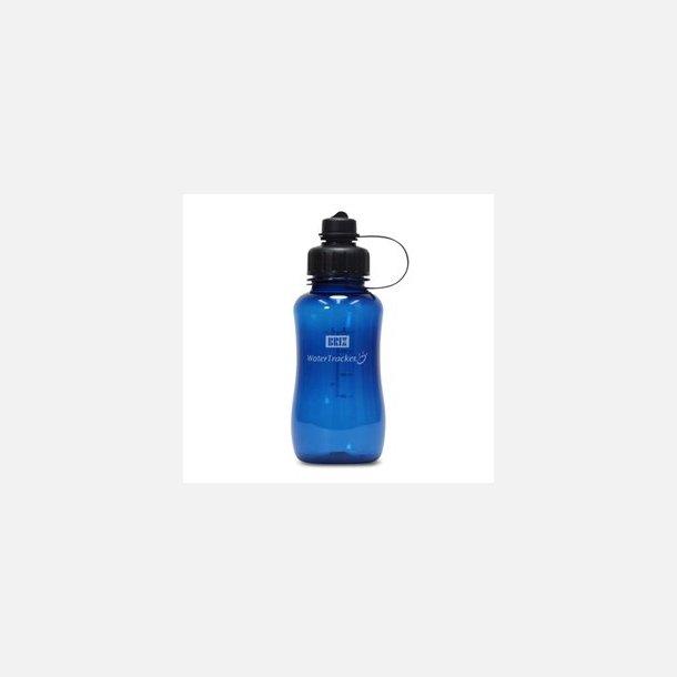 WaterTracker drikkedunk, blå, 0,75 liter