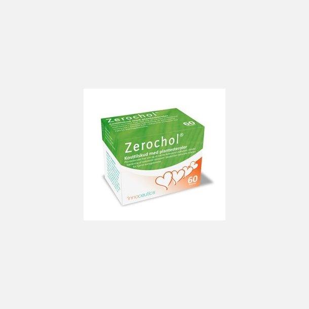 Zerochol, 60 tabletter